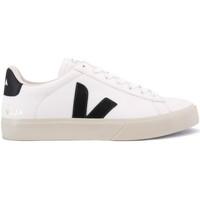 Chaussures Femme Baskets basses Veja Chromefree Extra-White Noir Blanc Blanc