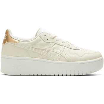 Chaussures Femme Baskets basses Asics Baskets femme  Japan S Pf beige/beige