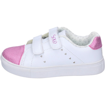 Chaussures Fille Baskets basses Solo Soprani BH180 Blanc