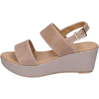 Chaussures Femme Sandales et Nu-pieds David Haron BH185 Beige