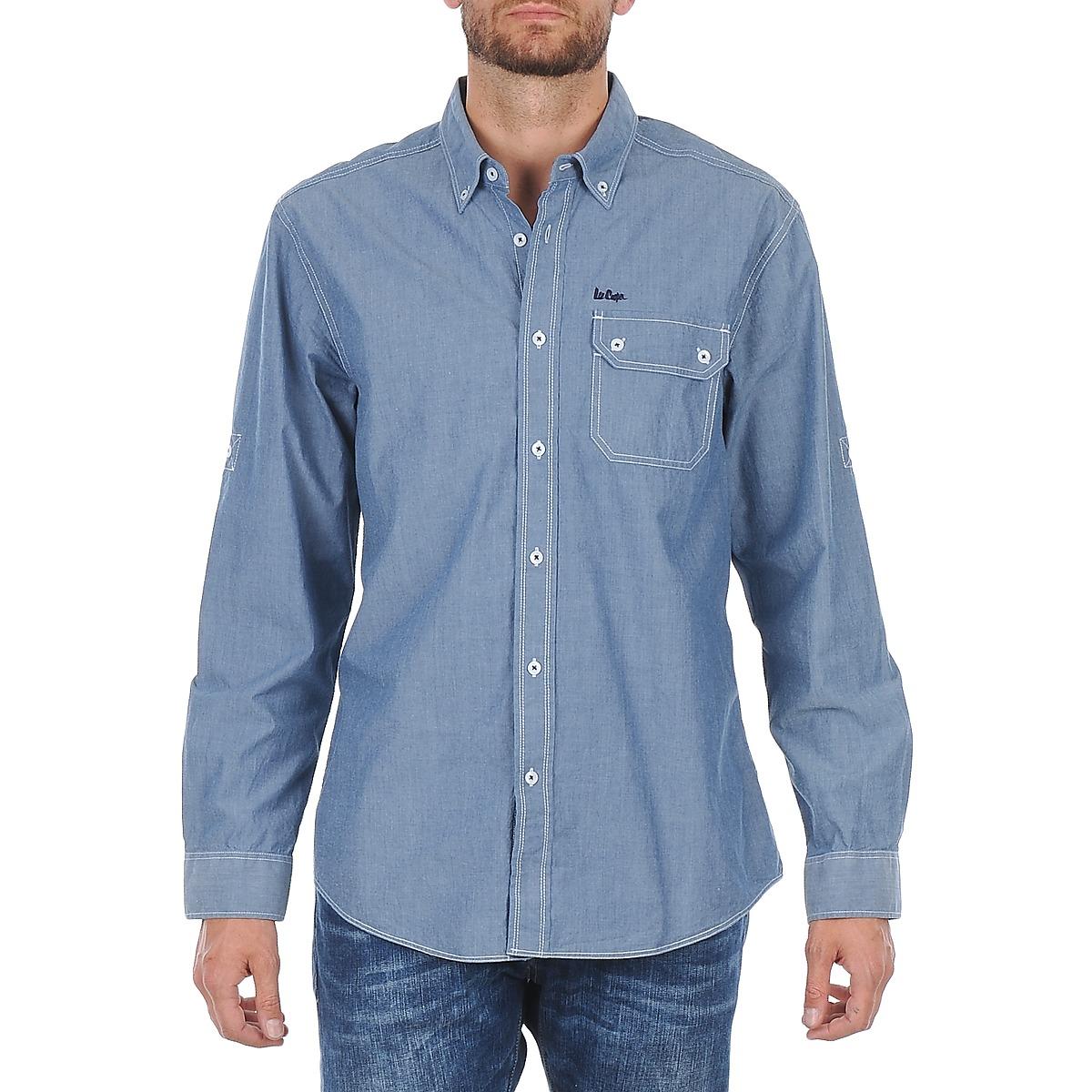 Lee Cooper Greyven Bleu