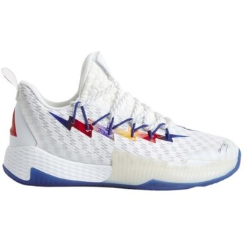 Chaussures Homme Basketball Peak Chaussures  Lou Williams 2 édition 6th man blanc/bleu/rouge