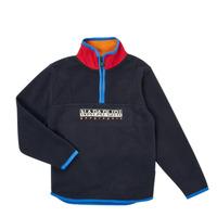 Vêtements Garçon Polaires Napapijri TILO HZ Marine
