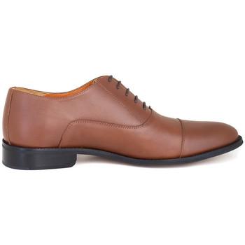 Chaussures Homme Richelieu J.bradford JB-LOGAN COGNAC Marron