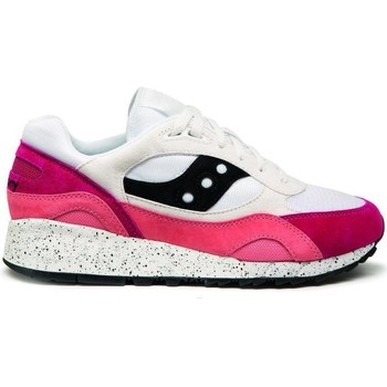 Chaussures Baskets basses Saucony Baskets  shadow 6000 blanc/gris