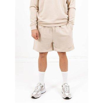 Vêtements Homme Shorts / Bermudas Sixth June Short  signature velvet logo beige