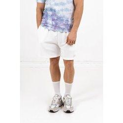 Vêtements Homme Shorts / Bermudas Sixth June Short  signature velvet logo blanc