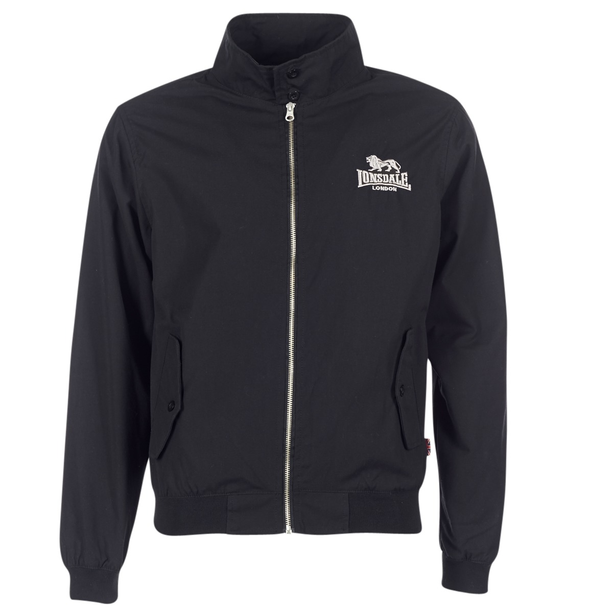 Lonsdale HARRINGTON Noir