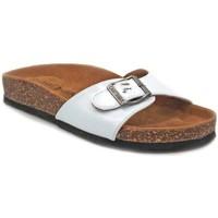 Chaussures Femme Mules Chattawak Opaline Blanc