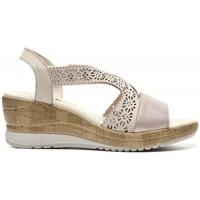 Chaussures Femme Sandales et Nu-pieds 24 Hrs 24 Hrs mod.21065 Rose