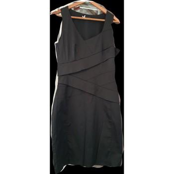 Vêtements Femme Robes courtes Sinequanone Robe fourreau Noir
