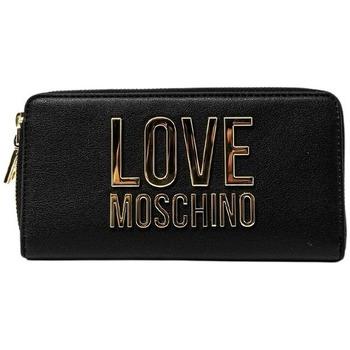 Sacs Femme Portefeuilles Love Moschino JC5611PP1D Noir