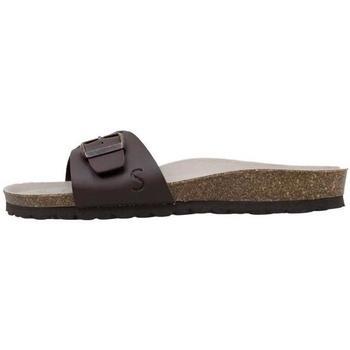 Chaussures Femme Mules Senses & Shoes  Marron