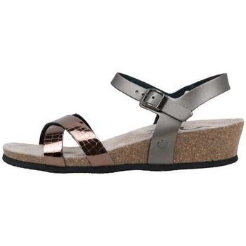 Chaussures Femme Sandales et Nu-pieds Senses & Shoes  Doré