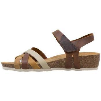 Chaussures Femme Sandales et Nu-pieds Senses & Shoes  Orange