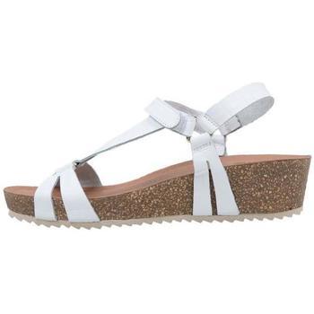 Chaussures Femme Sandales et Nu-pieds Senses & Shoes  Blanc