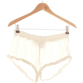 Vêtements Femme Shorts / Bermudas Billabong Short  38 - T2 - M Blanc