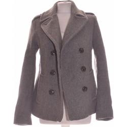 Vêtements Femme Manteaux Gap Manteau Femme  34 - T0 - Xs Gris