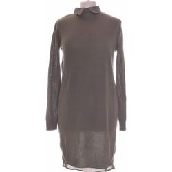 Vêtements Femme Robes longues Atmosphere Robe Mi-longue  34 - T0 - Xs Vert
