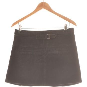 Vêtements Femme Jupes Benetton Jupe Courte  40 - T3 - L Noir