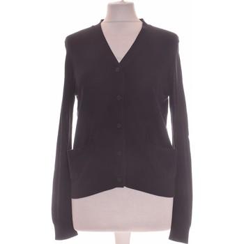 Vêtements Femme Gilets / Cardigans Cos Gilet Femme  36 - T1 - S Noir