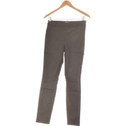 Vêtements Femme Pantalons & Other Stories Pantalon Droit Femme & Other Stories 36 - T1 - S Noir