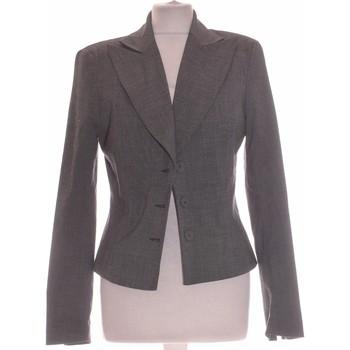 Vêtements Femme Vestes / Blazers Jacqueline Riu Blazer  40 - T3 - L Gris
