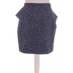 Vêtements Femme Jupes Atmosphere Jupe Courte  38 - T2 - M Noir
