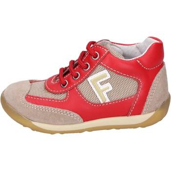 Chaussures Garçon Baskets basses Falcotto BH195 Rouge
