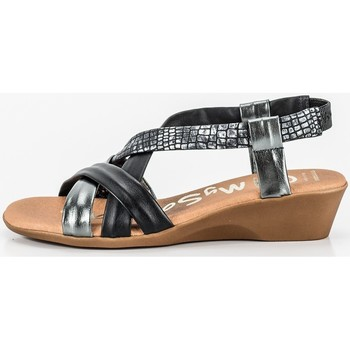 Chaussures Femme Back To School Ohmysandals 4823 Noir
