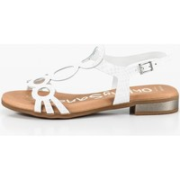 Chaussures Femme Back To School Ohmysandals 4807 blanc