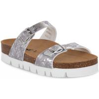 Chaussures Femme Mules Bioline 9212 VELINA ARGENTO Grigio