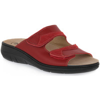 Chaussures Femme Mules Emanuela 1242 ROSSO Rosso