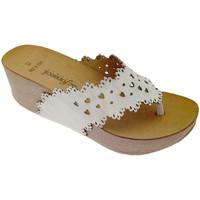 Chaussures Femme Tongs De Fonseca DEFONSANTAFEbia bianco