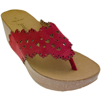 Chaussures Femme Tongs De Fonseca DEFONSANTAFEros rosso