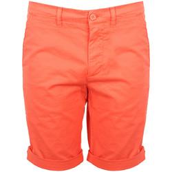 Vêtements Homme Shorts / Bermudas Bikkembergs  Orange