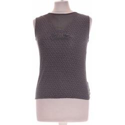 Vêtements Femme Débardeurs / T-shirts sans manche Mademoiselle R Débardeur  36 - T1 - S Noir