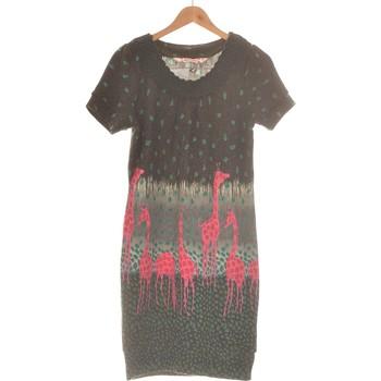 Vêtements Femme Robes courtes Smash Robe Courte  36 - T1 - S Rose