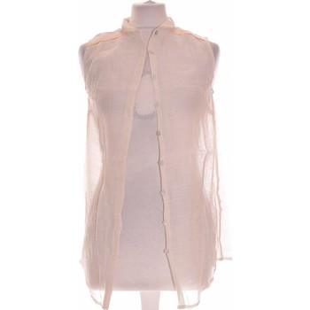 Vêtements Femme Chemises / Chemisiers School Rag Chemise  34 - T0 - Xs Beige