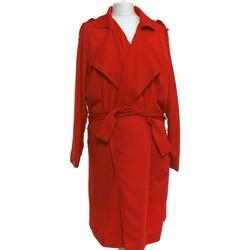 Vêtements Femme Manteaux Mango Veste Mi-saison  34 - T0 - Xs Rouge