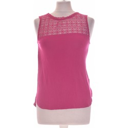 Vêtements Femme Débardeurs / T-shirts sans manche H&M Débardeur  34 - T0 - Xs Rose