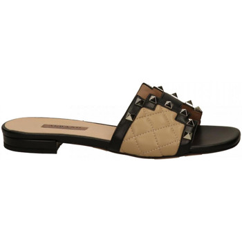 Chaussures Femme Sandales et Nu-pieds Albano SOFT nero-nude