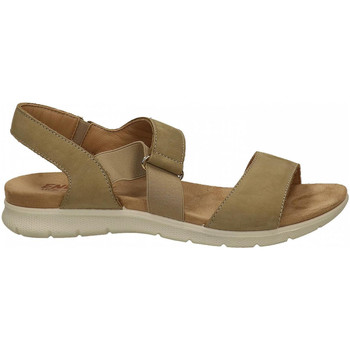 Chaussures Femme Sandales et Nu-pieds Enval D SA 72826 beige-scuro