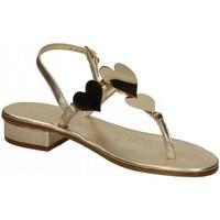 Chaussures Femme Sandales et Nu-pieds Soleae POSITANO oro