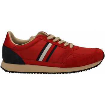 Chaussures Homme Running / trail Tommy Hilfiger RUNNER LO VINTAGE primary-red