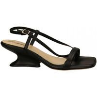 Chaussures Femme Sandales et Nu-pieds L'arianna PIUMA nero