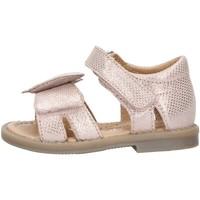 Chaussures Fille Sandales et Nu-pieds Grunland TAMOPS0064 SANDALS enfant POUDRE POUR LE VISAGE POUDRE POUR LE VISAGE