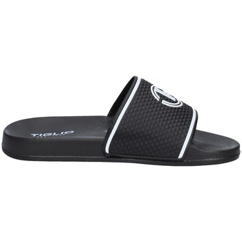 Chaussures Homme Claquettes Tiglio 9502B NOIR