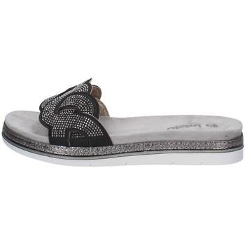 Chaussures Femme Mules Inblu SA 31 NOIR