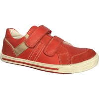 Chaussures Garçon Baskets basses Noel Roby Rouge